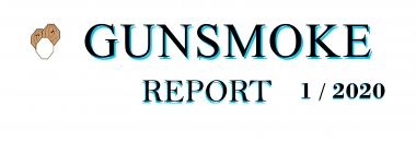 GUNSMOKE REPORT 1/2020